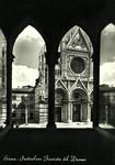 Siena – Particolare Facciata del Duomo