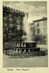 Italy – Perugia – Fontana Maggiore