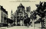 Bourges - Cathédrale St-Etienne