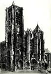Bourges - La Cathédrale