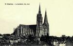 Chartres - La Cathédrale, Côté Nord