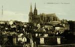 Chartres - Vue d'ensemble