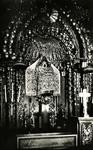Chartres - La Cathédrale.  La Vierge du Pilier