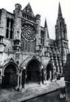 Chartres - La Cathédrale - Portail Nord