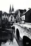 Chartres -Le Pont Bouju