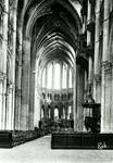 Chartres - La Cathédrale - La Nef et le Chœur