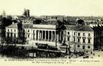 Tours - Le Palais de Justice vu se la Terrasse de l'Hôtel Mètropol