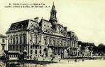 Tours - L'Hôtel de Ville