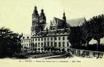 Tours - Musée des Beaux-Arts et Cathédrale