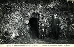 Savonnières - Grottes de Savonnières - Entrée