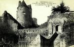 Luynes - L'Escalier du Château