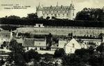 Vouvray - Château de Moncontour