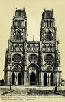 Orléans - La Cathédrale, Eglise Sainte-Croix