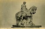 Orléans - Statue de Jeanne d'Arc, par la Princess Marie d'Orléans