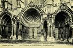 Chartres - Cathédrale de Chartres - Le Portail Nord