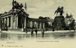 Berlin – Nationaldenkmal Kaiser Wilh D Grosse