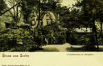 Berlin – Fösterhäuschen im Thiergarten
