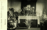 Berlin – Sacre Coeur Chapel –- Christmas 1946