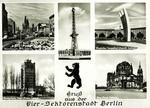 Berlin – Vier-Sektorenstadt