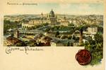 Potsdam – Panorama vom Brauhausberg