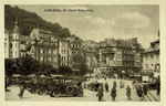 Czech Republic – Karlovy Vary – Dr. David Becher-Platz
