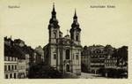 Czech Republic – Karlsbad – Katholische Kirche