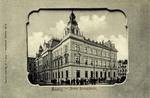 Czech Republic – Aussig – Neues Postgebäude
