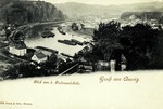 Czech Republic – Aussig - Blick von d. Ferdinandshöhe