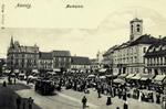 Czech Republic – Aussig – Marktplatz