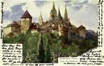 Czech Republic - Prague - Hradschiner Türme