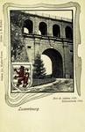 Luxembourg – Pont du château 1735
