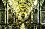 Malta – Valletta – Interior of St. John's Co-Cathedral