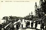 Monaco – Monte-Carlo – Les Terrasses et le Rocher de Monaco