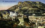 Monaco – Le Palais du Prince et la Tête de Chien