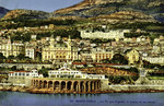 Monaco – Monte-Carlo – Le Tir aux Pigeons, le Casino et les Hôtels