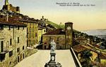 San Marino – Piazza della Libertà con le tre Torri