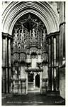 Cambridgeshire – Ely Cathedral, Bishop Alcock's Chapel