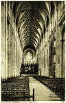 Winchester – Winchester Cathedral – Nave Looking E