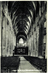 Winchester Cathedral – The Nave, E