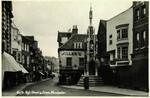 Winchester – High Street & Cross