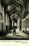 Winchester – Winchester Cathedral – The North Presbytery Aisle