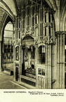 Winchester – Winchester Cathedral – Beaufort's Chantry