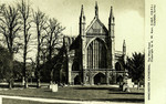 Winchester – Winchester Cathedral – The West Front