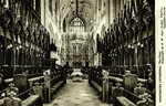 Winchester – Winchester Cathedral – The Choir