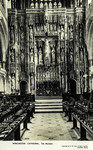 Winchester – Winchester Cathedral – The Reredos