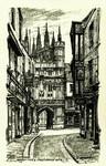 Canterbury – Mercery Lane & Christchurch Gate