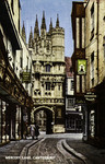 Canterbury – Mercery Lane