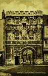 Canterbury – Christ Church Gate