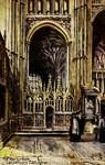 Canterbury – Canterbury Cathedral --The Martyrdom