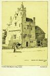 Oxford – Grammar Hall, Magdalen College